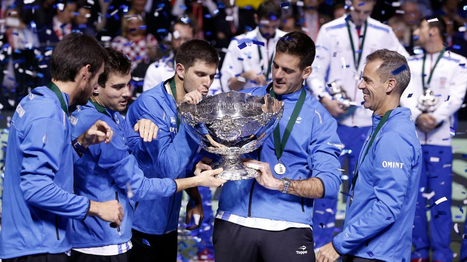 Las siete razones y curiosidades de la Argentina en su camino a la conquista de la Copa Davis