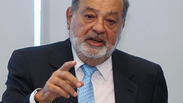 """El magnate mexicano Carlos Slim consideró ayer que el presidente Donald Trump busca """"provocar para negociar"""