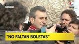 Los fiscales de Cristina y Randazzo denunciaron que faltan boletas en varias ciudades