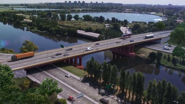 El nuevo puente unirá el sur de la Ciudad con la Provincia y beneficiará a más de 500 mil vecinos.