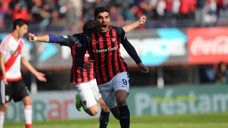 Blandi reclamaba más compañeros cerca del gol