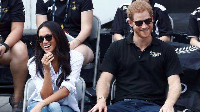 El principe Harry se casará con la actriz norteamericana Meghan Markle