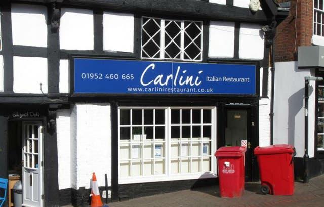 El restaurante en donde trabajaba Laura Goodman
