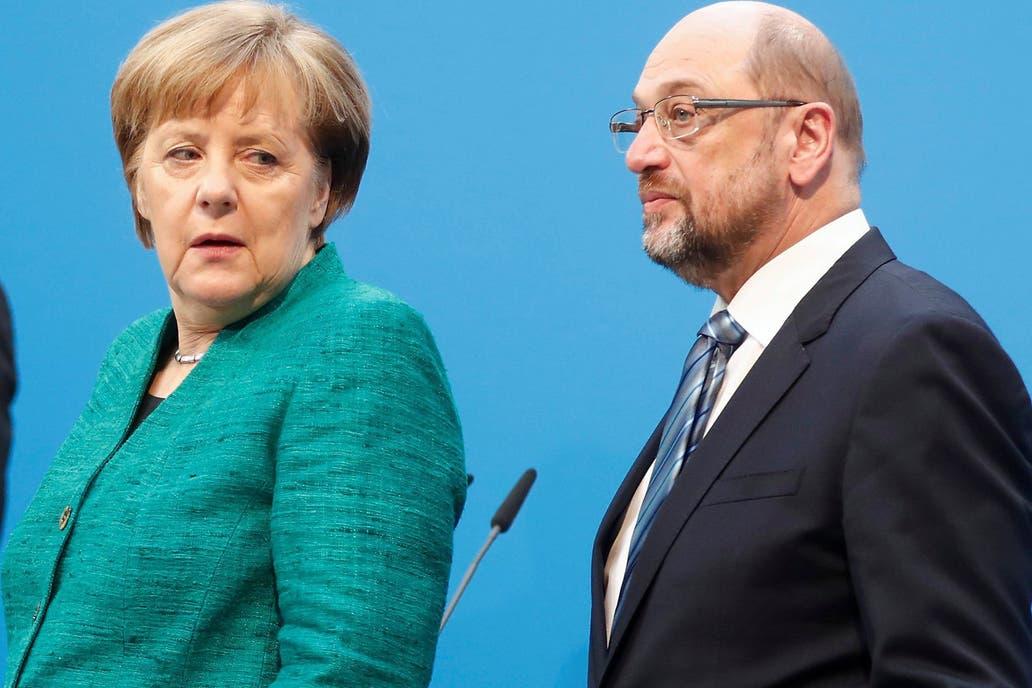 Merkel acuerda formar gobierno, pero pagando caro
