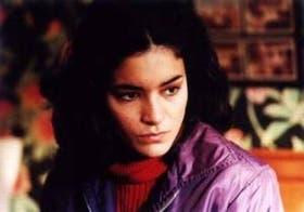 Alicia Palmes, protagonista femenina del film de Leonardo Di Cesare