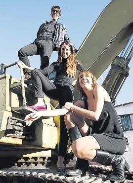Diego, Julia y Ana ponen su marca en Pura cepa, una obra bien Frenkel