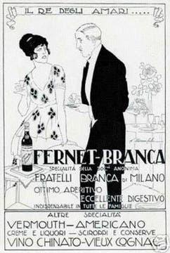 Como muchos otros éxitos comerciales, la receta del fernet, elaborada a mediados del siglo XIX, se mantiene bajo siete llaves  hasta hoy.. Foto: Gentileza Branca