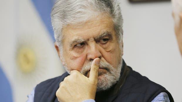 El fiscal Moldes insistió con el pedido de detención de De Vido