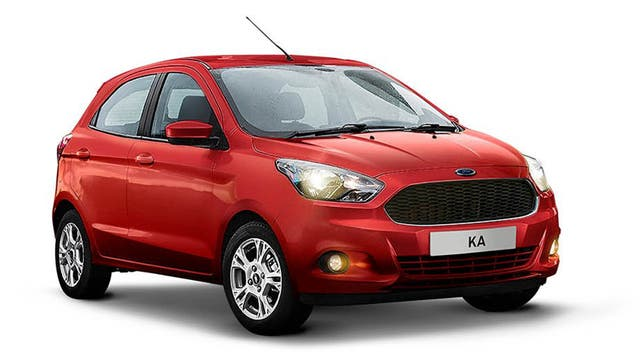 El Ford Ka