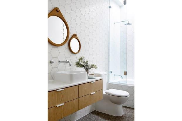 Bachas Para Baño Flotantes:Propuestas de muebles para el baño – Living – ESPACIO LIVING