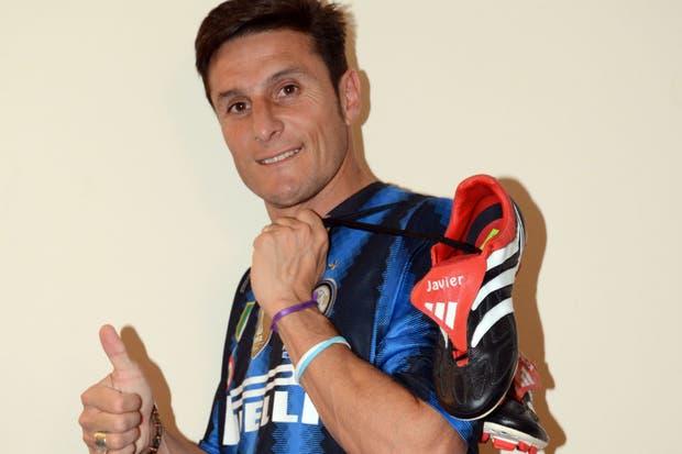 El capitán de Inter prepara el adiós