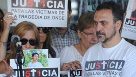 """Menghini reclamó """"penas implacables para los funcionarios corruptos"""", a 4 años de la tragedia de Once"""