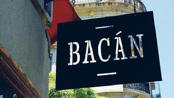 Panes propios y combinaciones clásicas, todo en el ambiente cool de Bacán