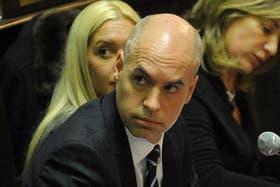 El jefe de Gabinete, Horacio Rodríguez Larreta, rechazó las palabras de Randazzo