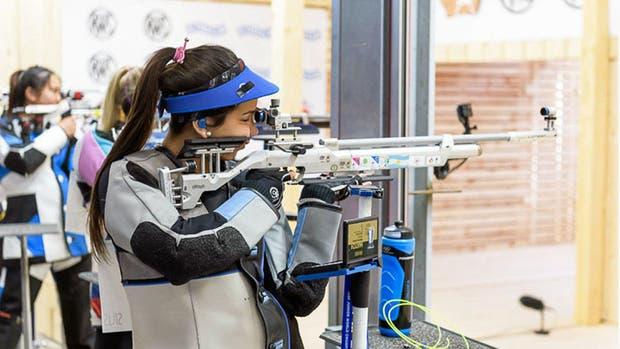 Fernanda Russo fue cuarta en el Mundial Juvenil