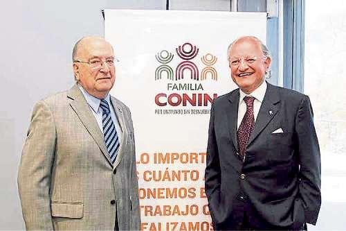 Los doctores Mönckberg y Albino, comprometidos luchadores contra la desnutrición