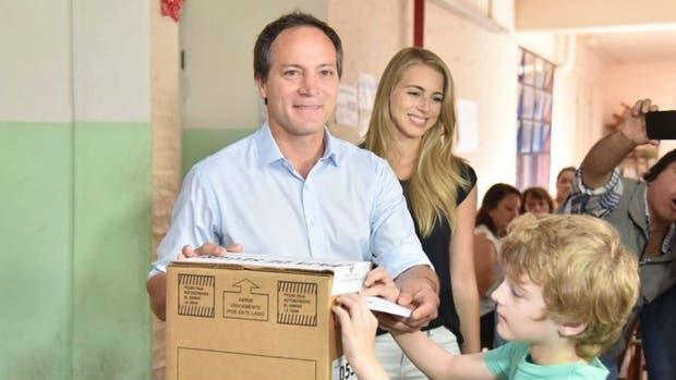 El senador y candidato a gobernador, Carlos
