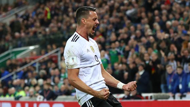 El segundo grito fue de Wagner para Alemania