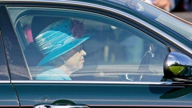 Isabel II del Reino Unido siempre ha sido una aficionada al automóvil