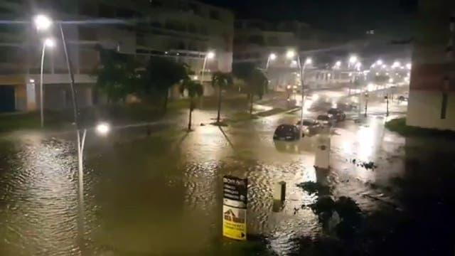 El huracán pasará por varias poblaciones que ya fueron destruidas por Irma, que destruyó todo a su paso
