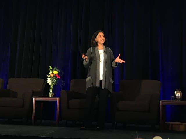 Mala Anand comparte los proyectos de SAP basados en datos de salud para mejorar la vida de las personas