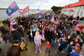 Terminó la votación del referéndum en Malvinas