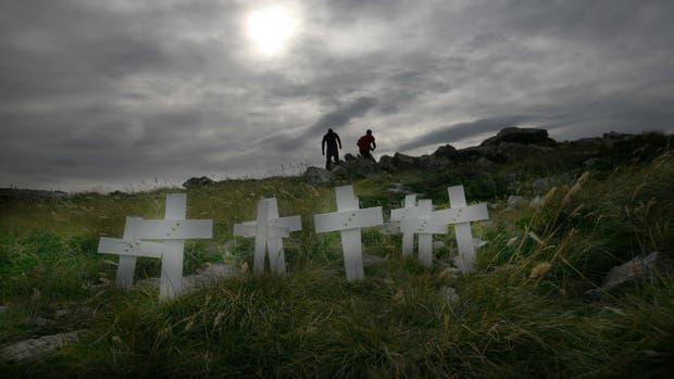 Comienza la identificación de soldados caídos en Malvinas