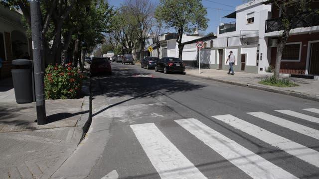 """""""Zona calma"""": velocidad máxima de 30 km/h en Villa Real"""