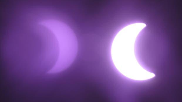 Eclipse solar anular: las mejores imágenes