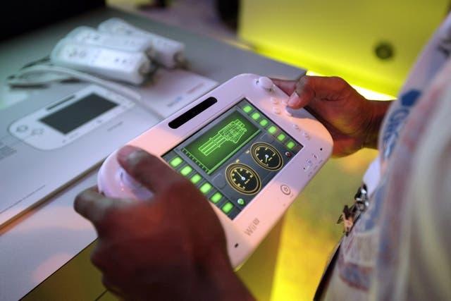 El GamePad, un control de mando que incorpora una pantalla sensible al tacto es una de las características más llamativas de la Nintendo Wii U