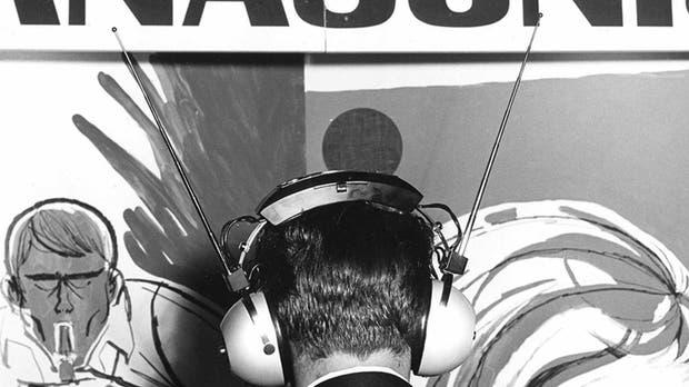 En 1967, los equipos de audio de alta fidelidad era una de las grandes novedades de la feria