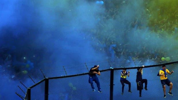 Boca puede dar la vuelta sin jugar — URUGUAY