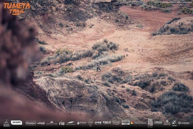 La soledad del corredor de trail