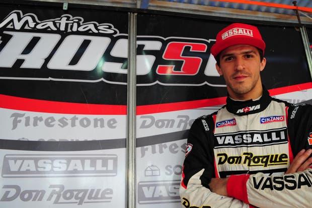Matías Rossi se quedó con la pole en Alta Gracia