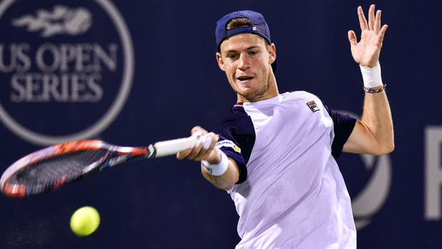US Open: el debut de Mayer, interrumpido hasta mañana