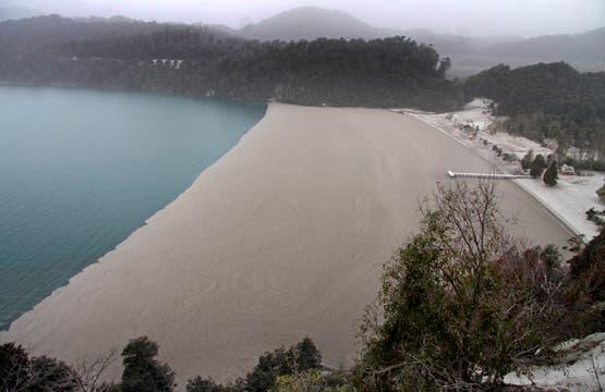 Junio de 2011. El lago Espejo. Foto: Archivo