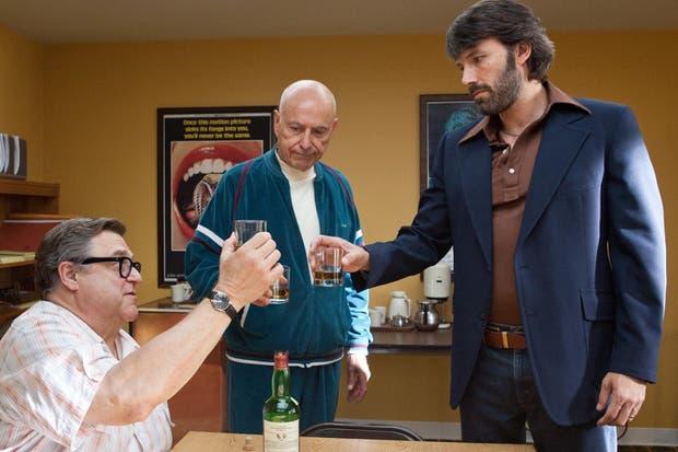 Una escena de Argo