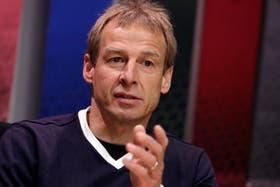 El ex delantero alemán ahora es entrenador de la selección de EEUU