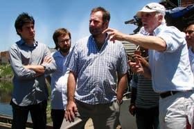 El padre Molina, al frente de la Sedronar dijo que se encontró con graves irregularidades al asumir el cargo