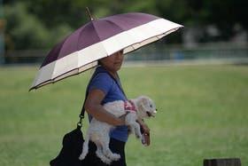 Se esperan altas temperaturas hoy y mañana en Buenos Aires