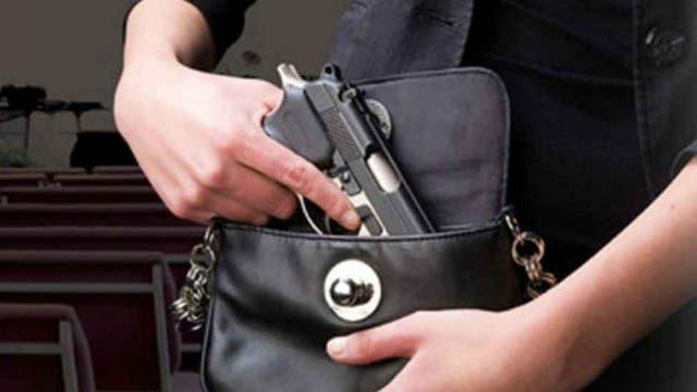 Las armas de los estudiantes podrán ser llevadas a la institución educativa