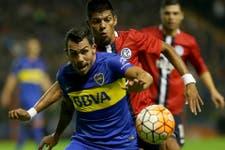 Boca vs. Cerro Porteño