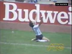 Gran final del Mundial 86, Argentina Alemania