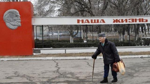 Las marcas del pasado soviético sobreviven en varios países que fueron parte de la URSS