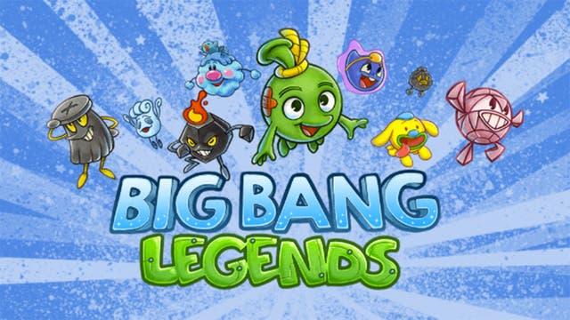 Big Bang Legends, el nuevo juego creado por la nueva apuesta de Peter Vesterbacka, la empresa Lightneer