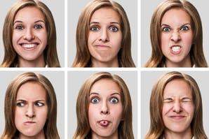 ¿Sabés cuáles son los mensajes emocionales negativos que transmite tu cara?