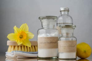 DIY: productos sin químicos para cuidar el planeta