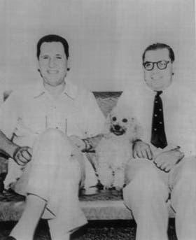 Perón y Landajo