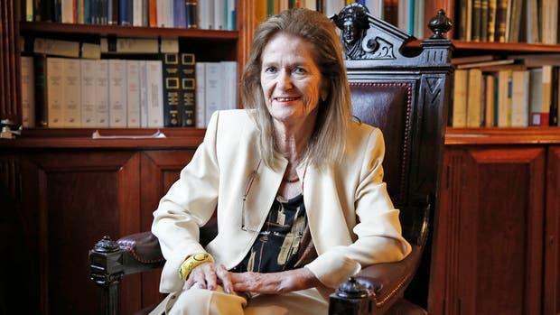La jueza Highton de Nolasco se tomó licencia como jueza de la Corte Suprema