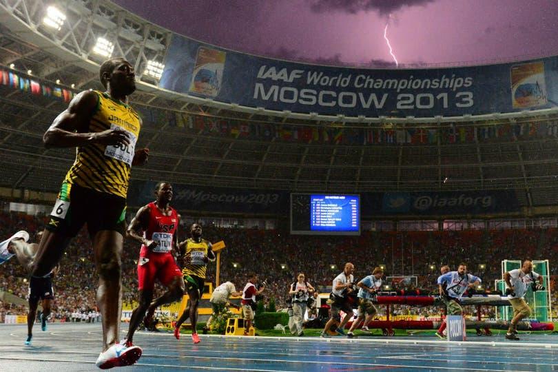 La imagen es del fotógrafo Olivier Morin, de la agencia AFP
